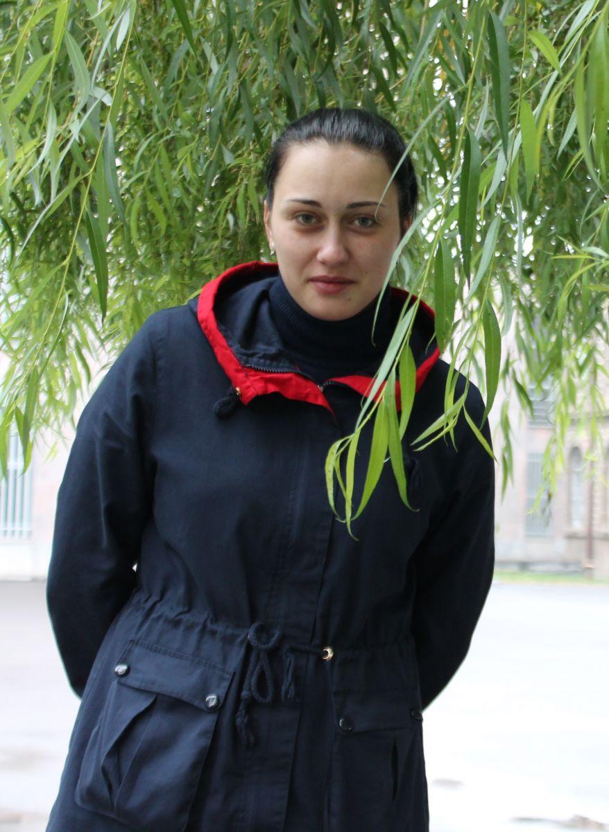 Кругликова Анастасия Валерьевна Родилась 5 июня 1992 года По окончании в 2014 году специалитета на кафедре Водоснабжения и водоотведения НГАСУ Сибстрин поступила в очную магистратуру