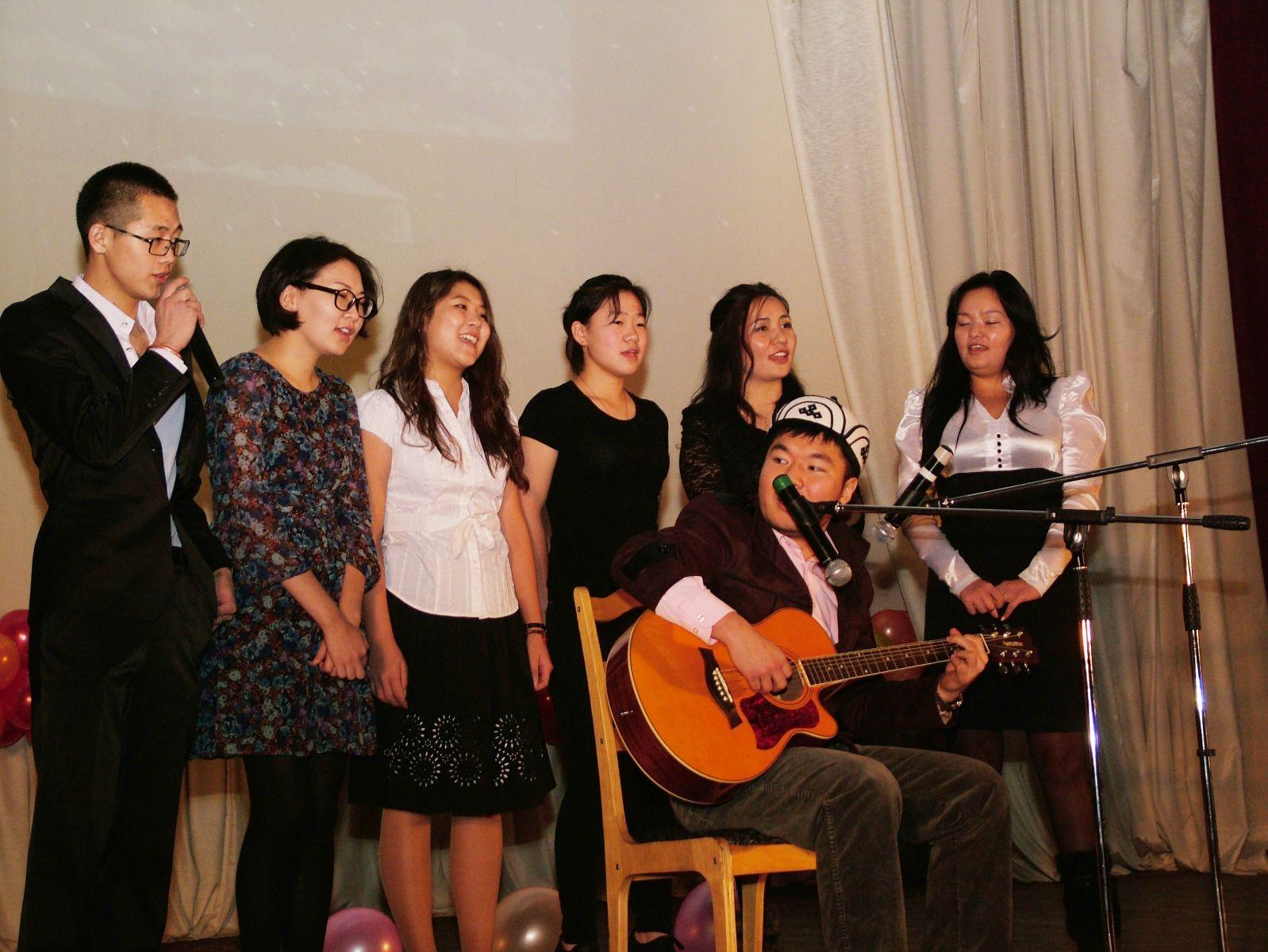 Ректор нгасу (сибстрин) встретился со школьниками